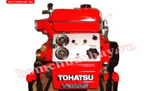 Báo giá máy bơm chữa cháy Tohatsu