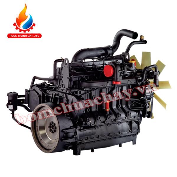diesel Cooper 6 Cylinder Engine