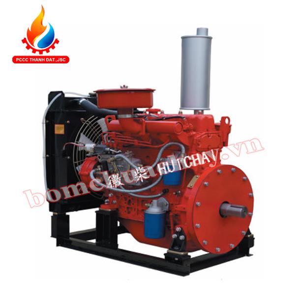 động cơ diesel Huichai HC490B 57HP