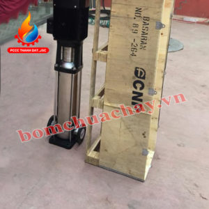 Máy bơm bù áp CNP CDLF20-4 7.5HP