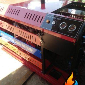 Máy bơm chữa cháy Diesel 20HP