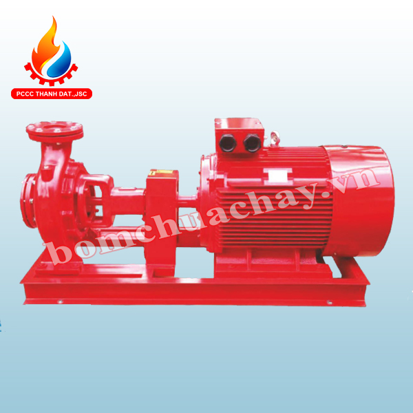 máy bơm chữa cháy inter ca80-315 125hp
