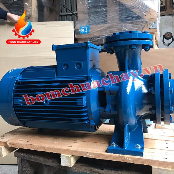 Máy bơm chữa cháy Pentax CM65-250B 40HP