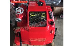 Khởi động động cơ máy bơm chữa cháy Tohatsu