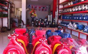 Thành Đạt nhà phân phối máy bơm chữa cháy chính hãng