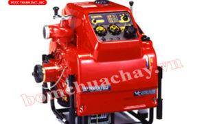 Quy trình vận hành máy bơm chữa cháy Tohatsu