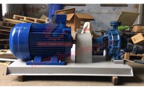 Cách lắp đặt máy bơm chữa cháy Pentax