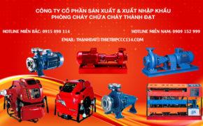 So sánh máy bơm chữa cháy diesel và máy bơm chữa cháy Pentax
