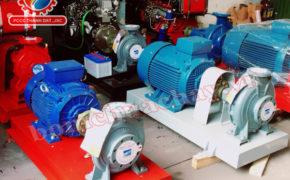 Bảo dưỡng máy bơm chữa cháy Ebara